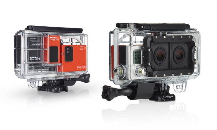 GoPro Dual Hero Case