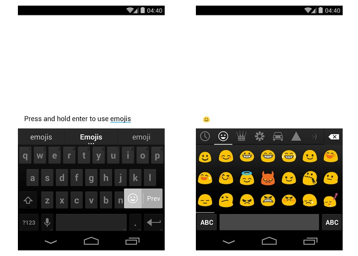 Google Keyboard Update Adds Spoken Emoji Support And More