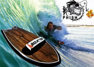 Slyde Phish Handboard Offers A New Way To Surf (video)