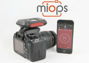 MIOPS Smartphone High Speed Camera Trigger (video)