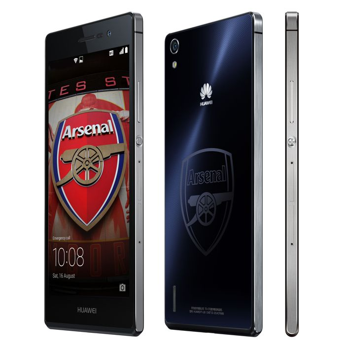 Huawei Ascend P7 Arsenal Edition Smartphone Launched
