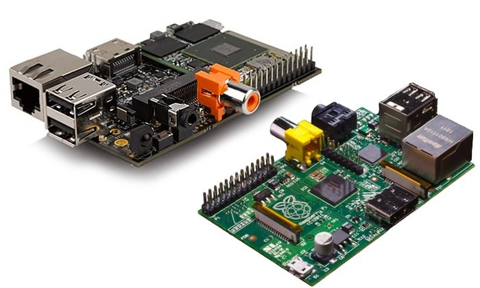 HummingBoard vs Raspberry Pi