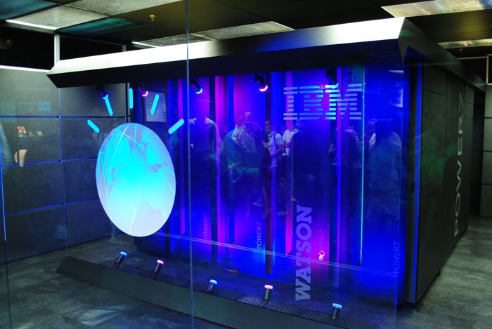 Apple's Siri Could Team Up With IBM's Watson