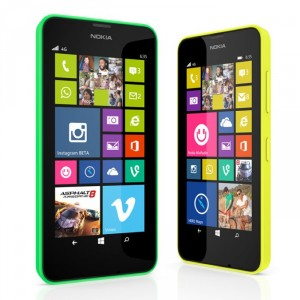 Unlocked Nokia Lumia 635 Now Available In The UK