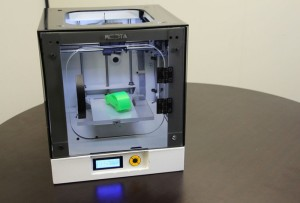 Low Cost MOTA 3D Printer Launches On Kickstarter (video)