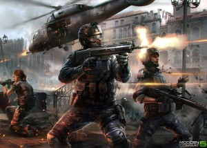 Modern Combat 5 Blackout Games Launches July 24th On Android And iOS (video)