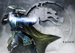 Mortal Kombat X Raiden Reveal Trailer (video)