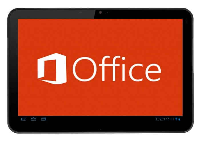 Office For Android tablets