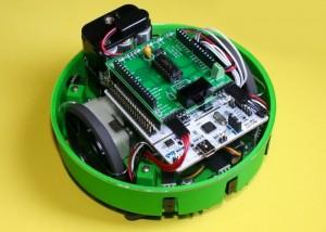 Apeiros Arduino Based Open Source Robot (video)