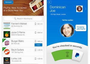 PayPal iOS App Receives Support For Virtual Loyalty Cards
