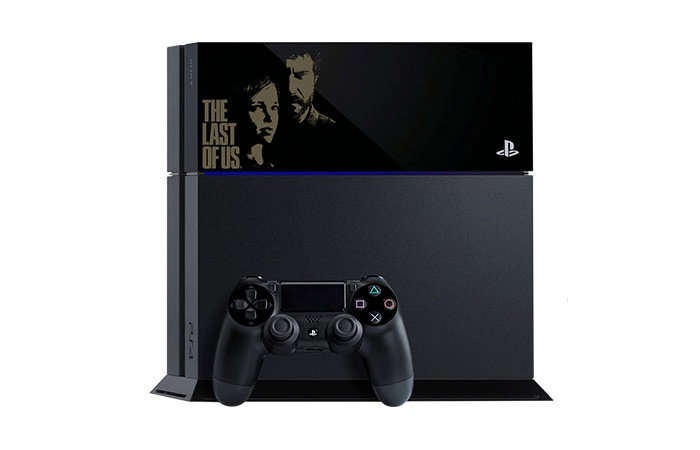 PlayStation 4 Limited Edition-1