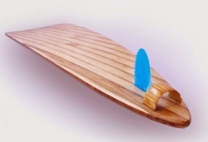 Rampant Wooden Surfboard Now Available For $1.3 Million