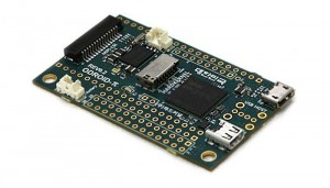 Credit Card Sized Raspberry Pi Compatible Hardkernel ODROID-W PC Unveiled