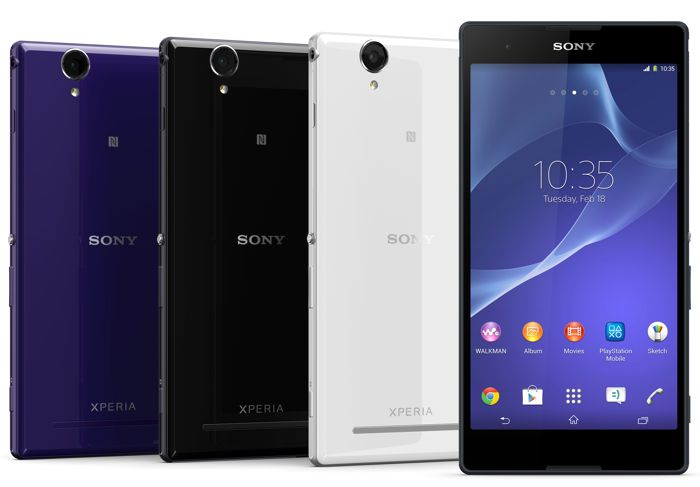 T-Mobile Sony Xperia T2 Ultra