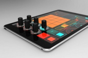 Tuna Knobs Provide Retro Controls For Touchscreen Tablets