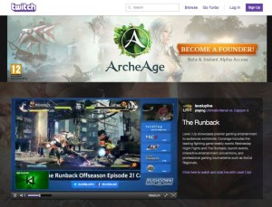 Google To Buy Twitch For $1 Billion
