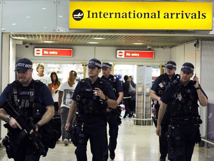 UK flights