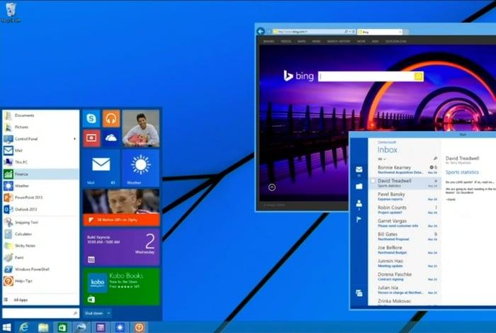 Windows 8-1 Start Menu