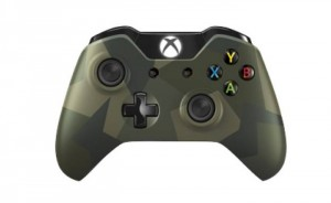 Xbox One Special Edition Camo Wireless Controller And Stereo Headset Unveiled