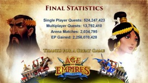 Age Of Empires Online is now shut down