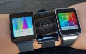 Android Wear Takes On The Pebble Smartwatch (Video)