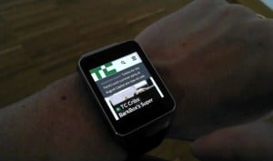 Android Wear Gets A Web Browser (Video)