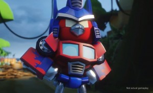 New Angry Birds Transformers Trailer (Video)