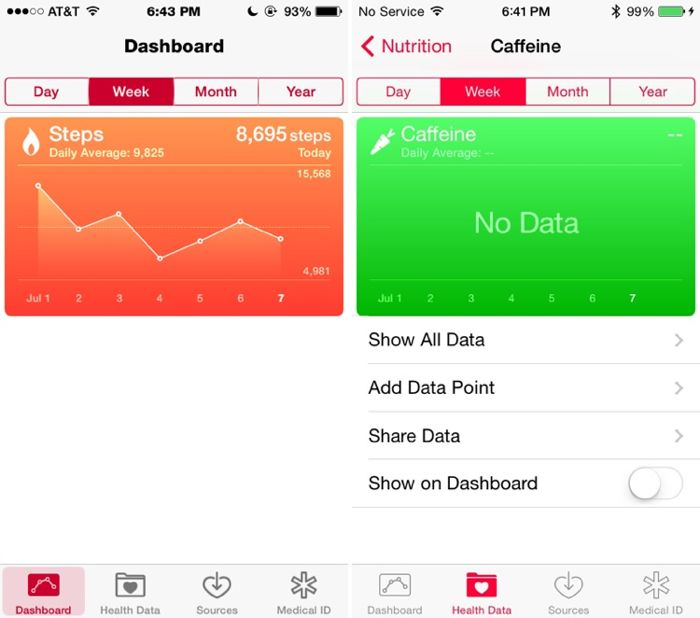 Apple Health App For iOS 8 Will Track Steps And More