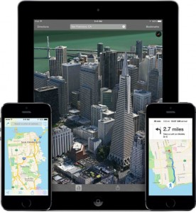 Apple Maps Being Updated Daily