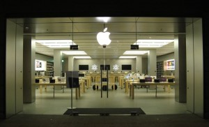 Apple Store Design Gets Trademarked In Europe
