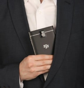 Blackberry Passport Will Come With A 3,450 mAh Battery
