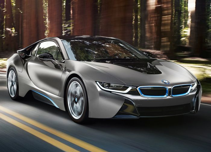 Bmw I8 Concours D Elegance Edition Headed To Pebble Beach