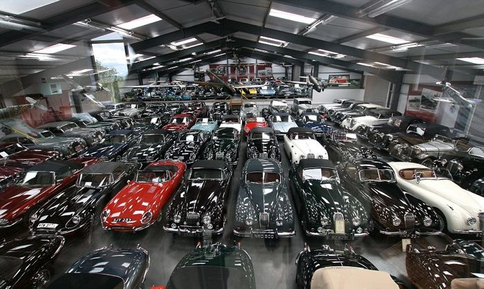 British Classic Car Collection
