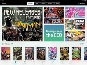 Comixology Clears the Way for Publishers to Offer DRM-Free Comics