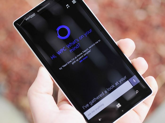 cortana developer preview