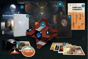 Destiny Limited & Ghost editions announced