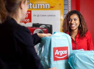 eBay Partnering With Argos For Local Click & Collect Service (video)