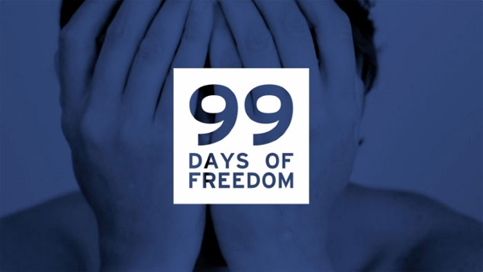 99 Days of Freedom Campaign challenges Facebook users to Quit