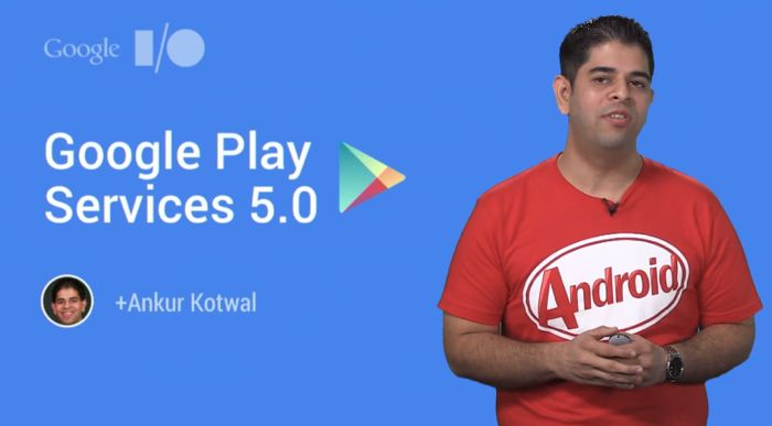 Google Play Services 5.0