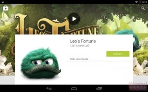 New Design For Google Play Store Leaked