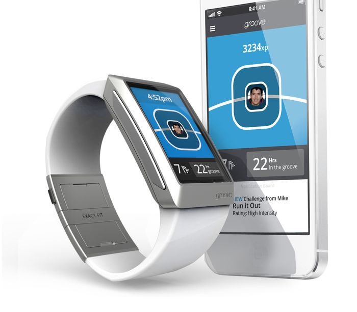 groove smartwatch