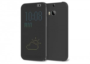 HTC Dot View Case app Updated With More Personalization Options