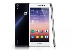 Huawei Ascend P7 Gets A Firmware Update
