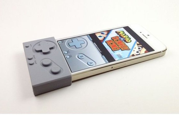 iPhone Game Pad