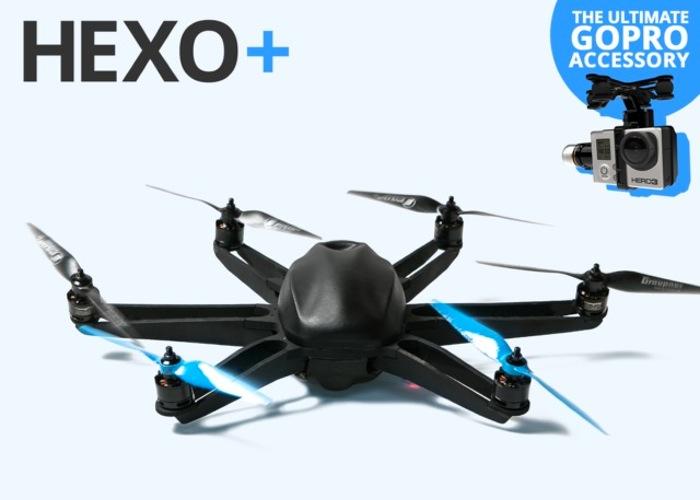 Autonomous Camera Drone