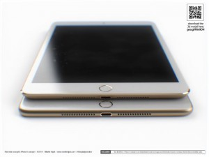 Here Are Some Beautiful iPad Mini 3 Concept Images With Round Edges