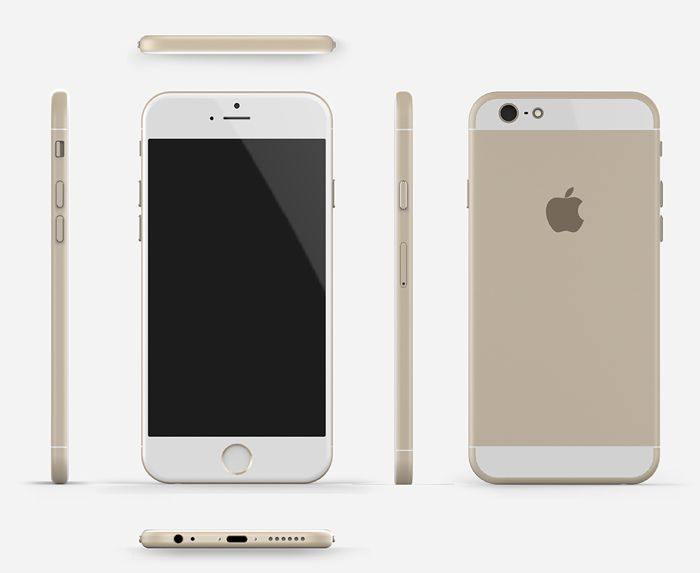 The Handset Is Also Rumored To Come With More RAM Than IPhone 5S And It Expected Improved Graphics Plus Some New Front Rear
