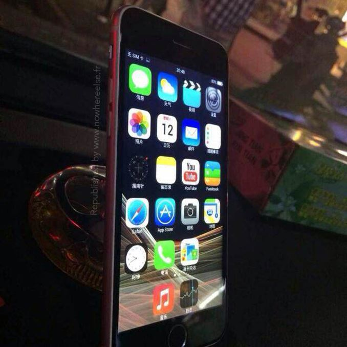 A Fully Functional iPhone 6 Clone Up For Sale in China