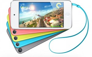 New iPod Touch Lands In The UK For £159