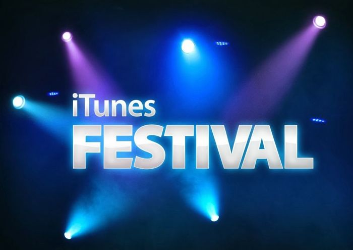 2014 iTunes Festival London